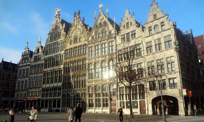 Antwerpen schoolreis