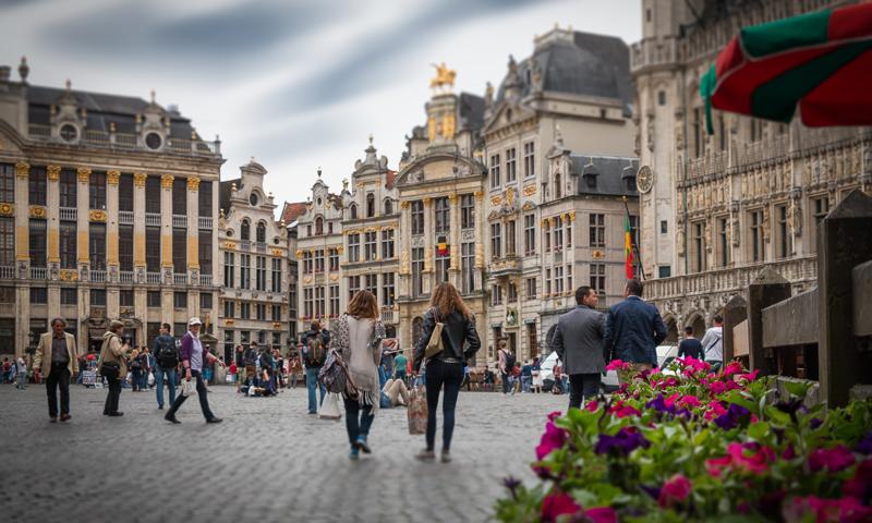 Brussel schoolreis