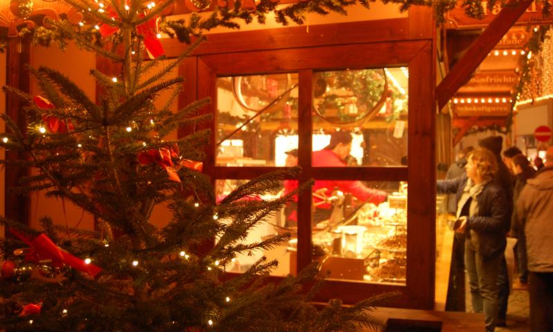 Busreis Kerstmarkt Oldenburg