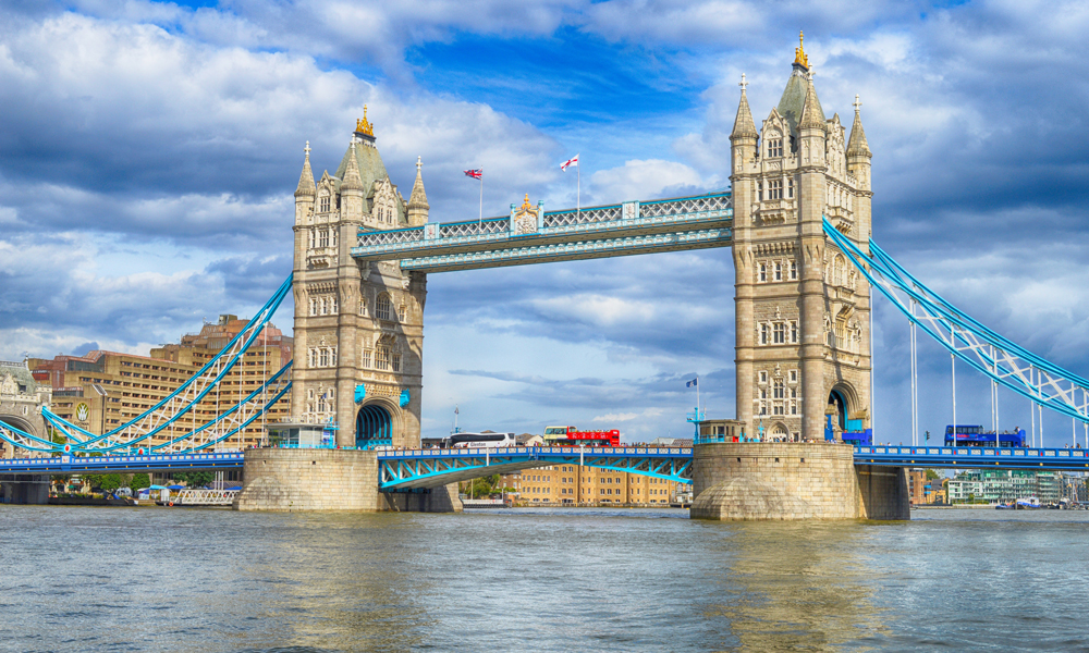 Busreis Londen