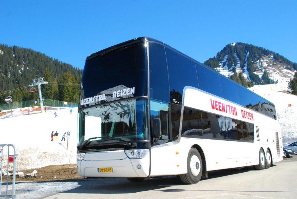 Busreis Wintersport Oostenrijk
