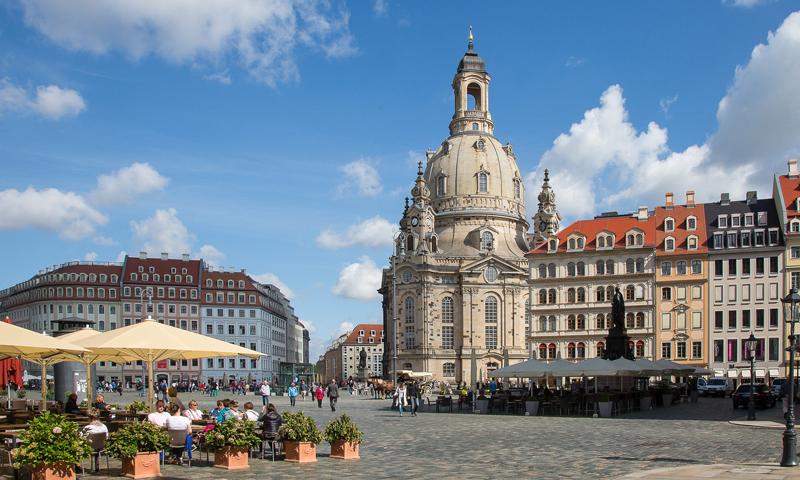 Dresden schoolreis