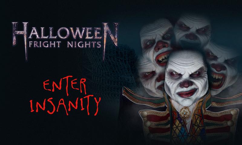 Halloween Fright Nights Walibi