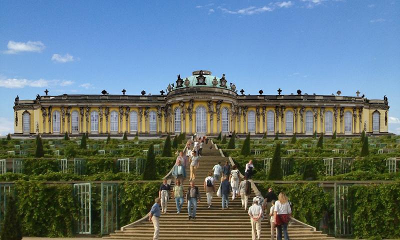 Sanssouci Berlijn