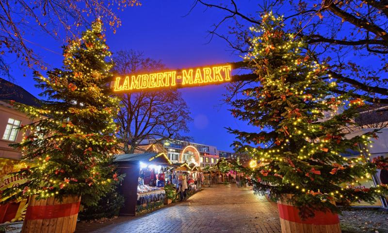 Schoolreis Kerstmarkt Oldenburg