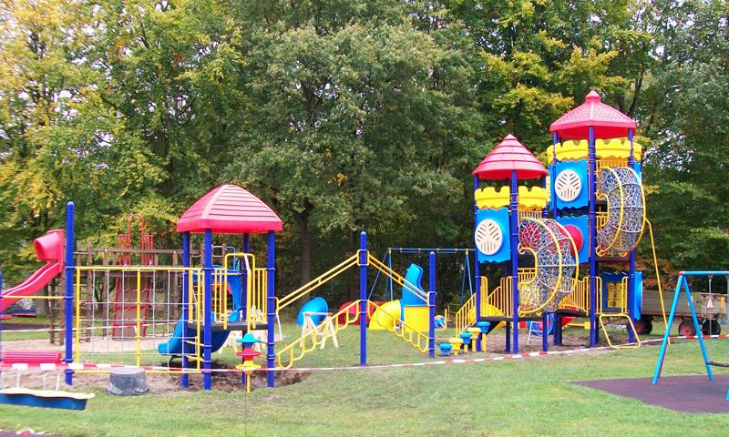Schoolreis Naturij speeltuin