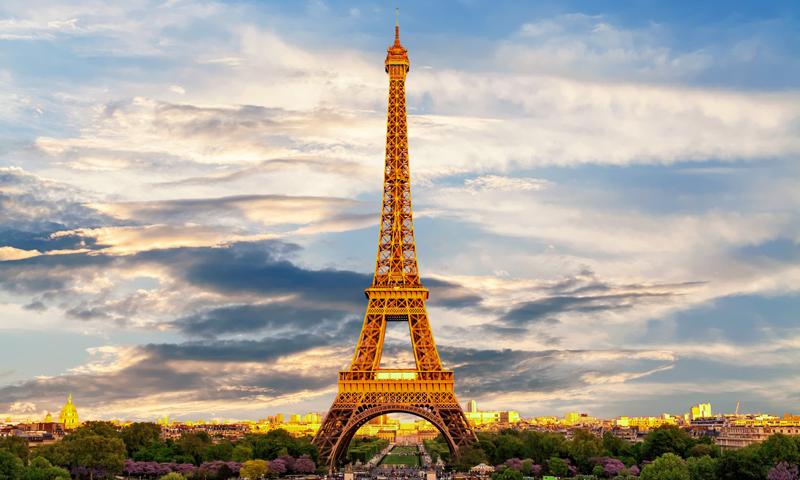 Schoolreis Parijs