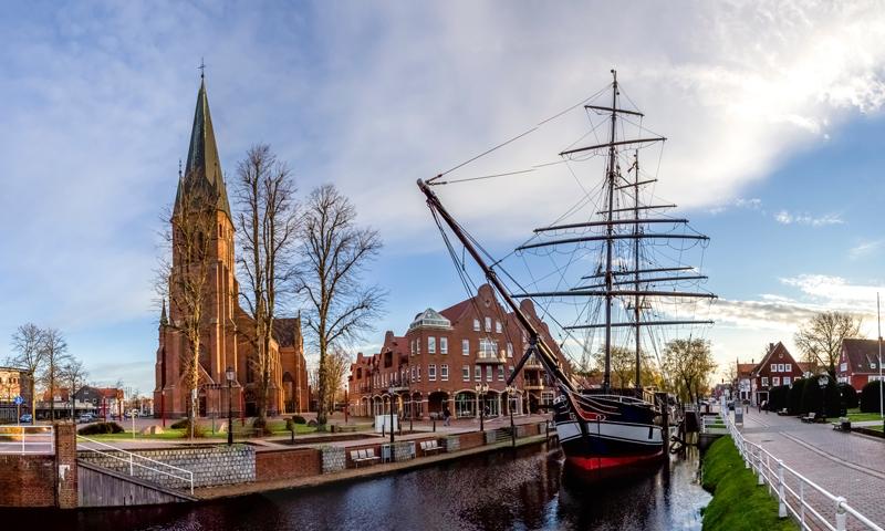 Techniek excursie Papenburg