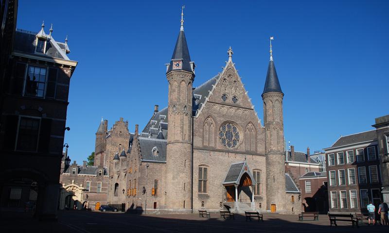 Schoolreis Binnenhof Den Haag