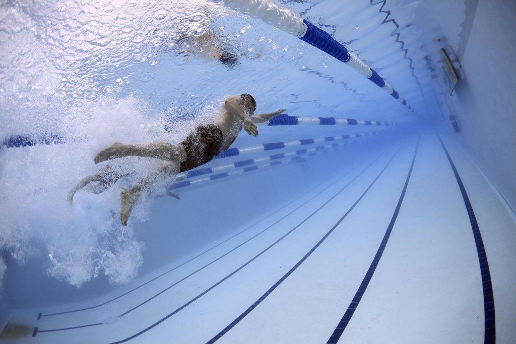 Zwemmen in Kardinge