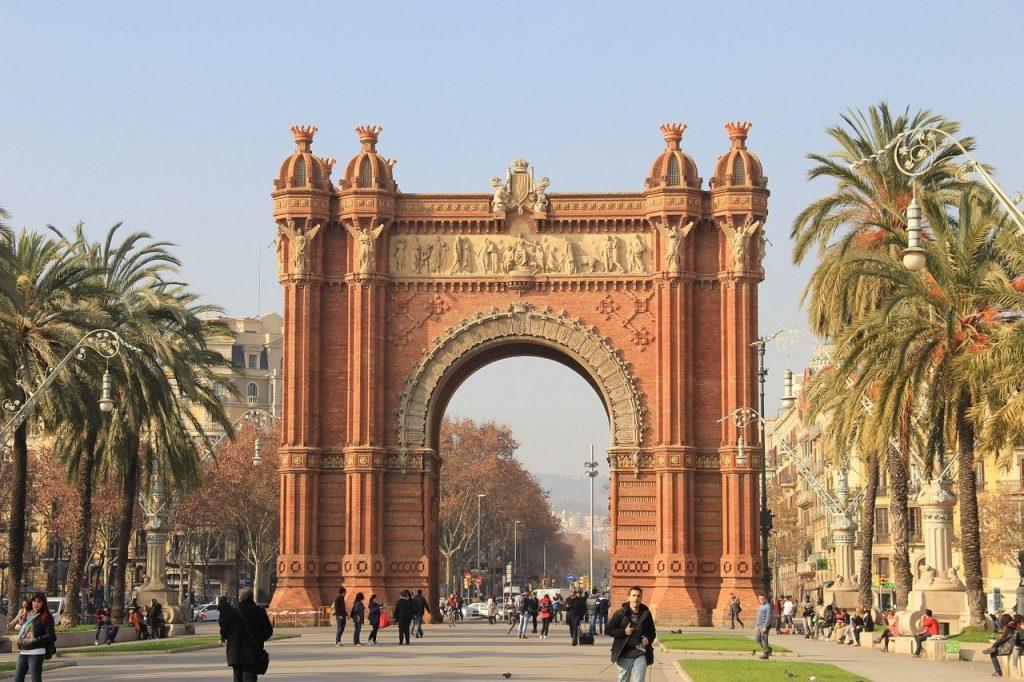 barcelona schoolreis