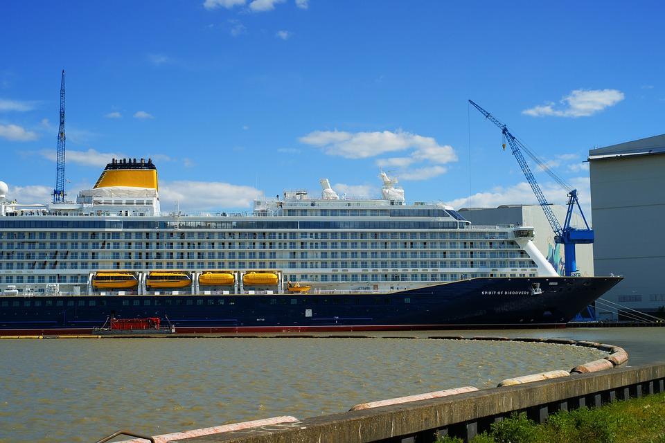 Dagtocht Meyer Werft in Papenburg afbeelding 3