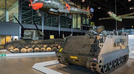Dagtocht Nationaal Militair Museum Soesterberg afbeelding 3