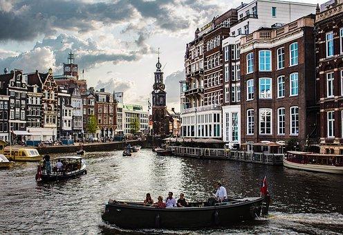 Dagtocht Amsterdam afbeelding 1