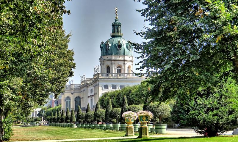 Berlijn met studenten en Veenstra Reizen