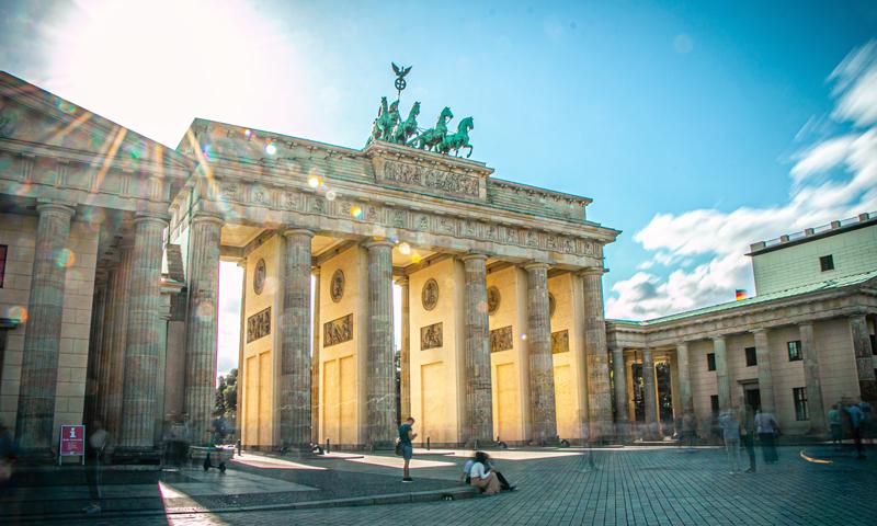 Berlijn studentenreis