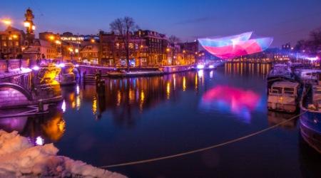 Dagtocht Amsterdam Light Festival afbeelding 2