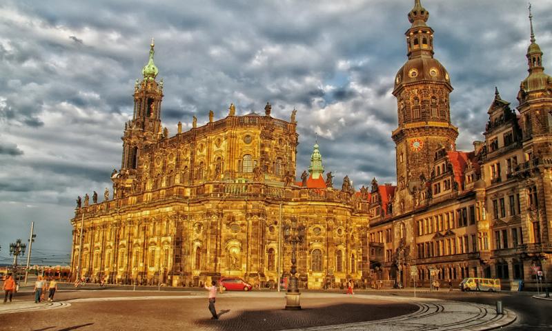 Dresden groepsreis