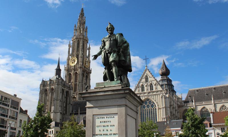 Groepsreis Antwerpen