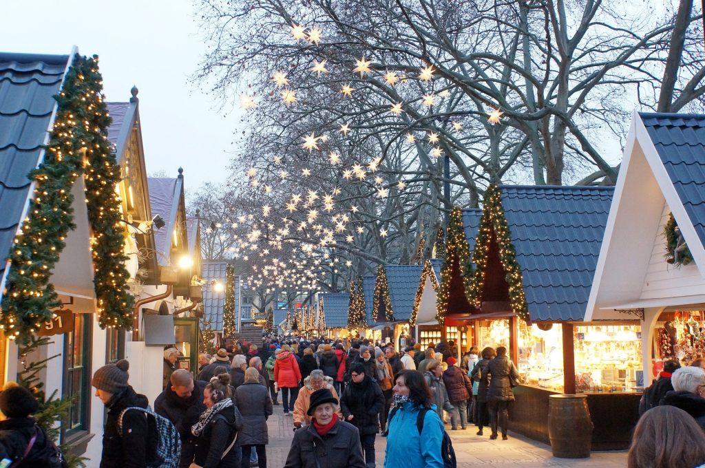 In de bus naar de kerstmarkt met Veenstra Reizen