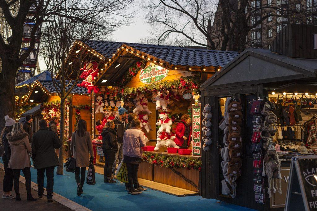 Kerstmarkt met Veenstra Reizen