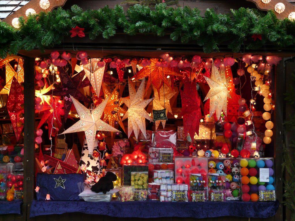 Kerstmarkten en Veenstra Reizen in de bus
