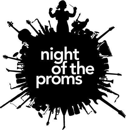 NIght of the Proms met de bus
