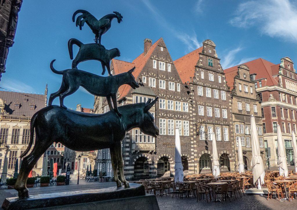 Personeelsreis Bremen en techniek