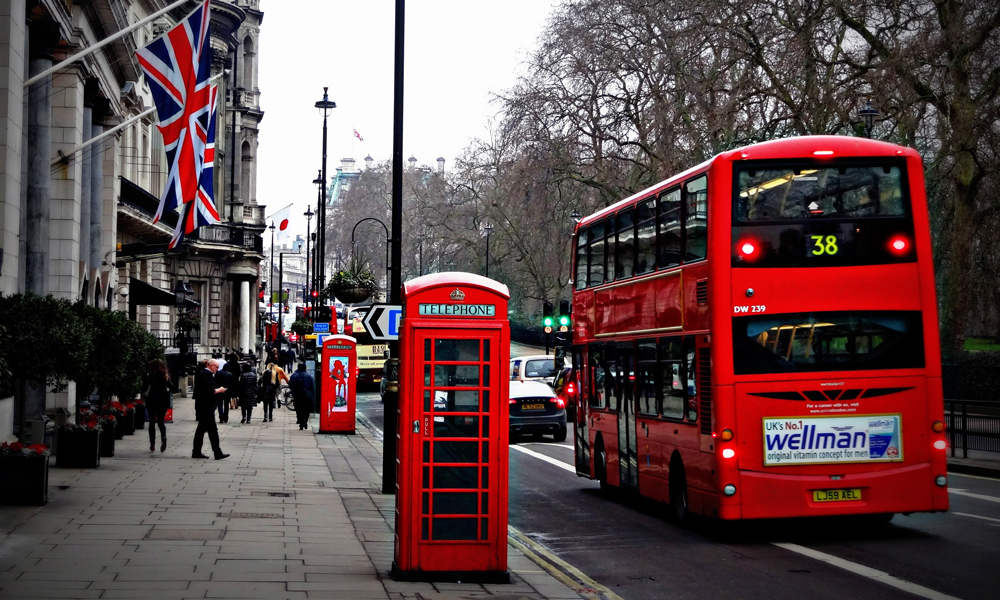 Studentenreis Londen