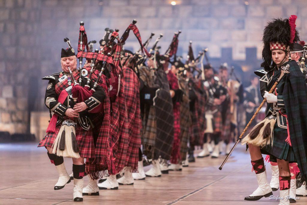 Veenstra Reizen en Music Show Scotland