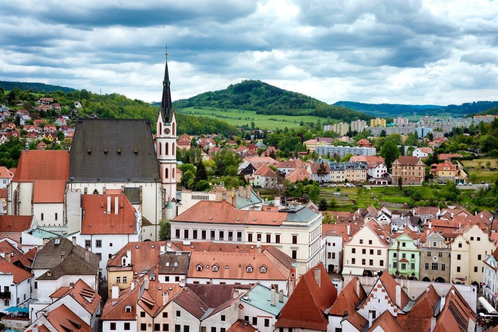 Bohemen Tsjechië groepsreis