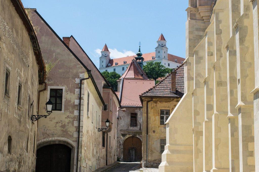 Bratislava groepsreis