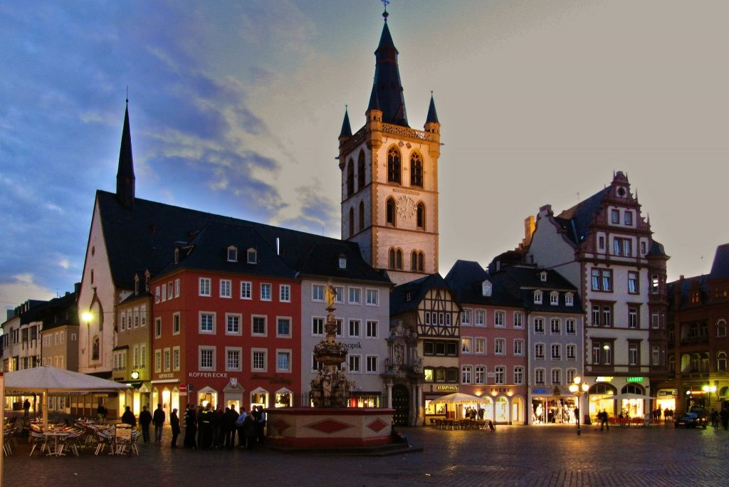 Groepsreis Trier, Duitsland