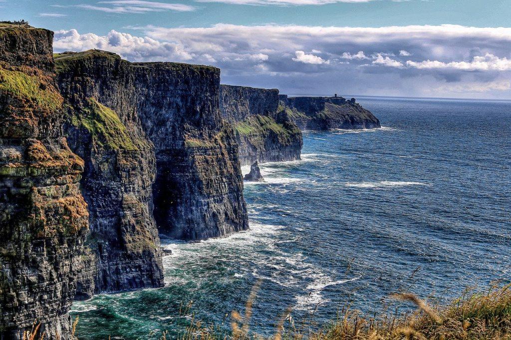 excursiereis groepen ierland