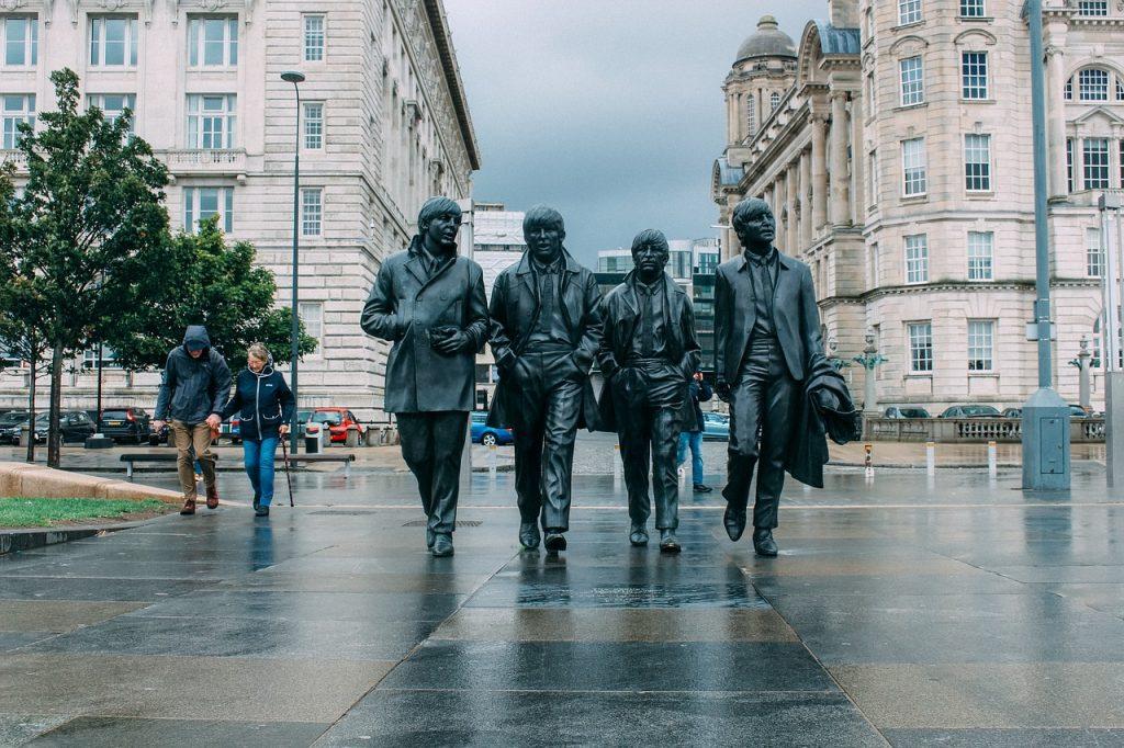 Groepsreis Beatles