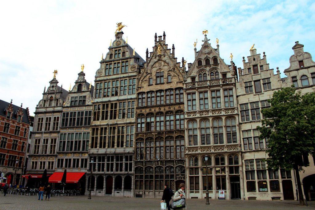 Groepsreis België