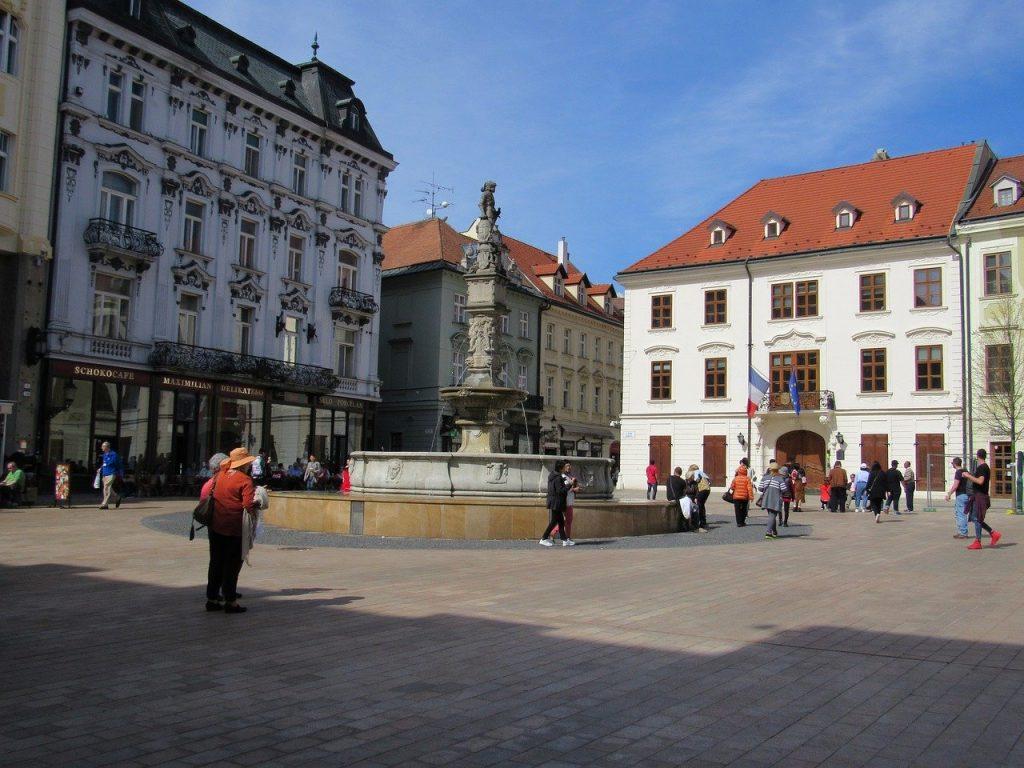groepsreis Bratislava