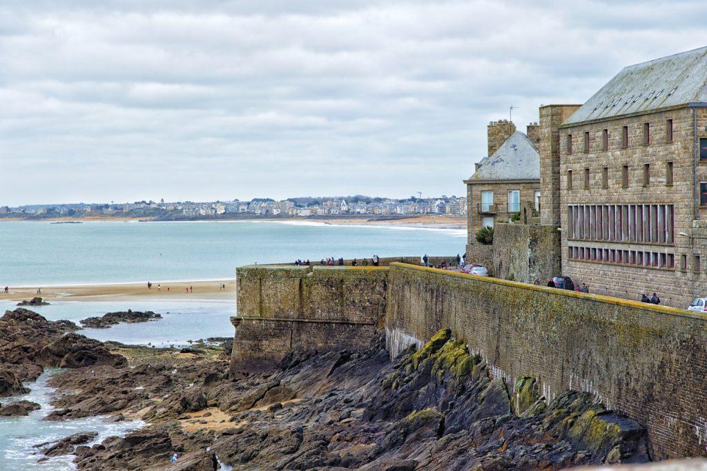 groepsreis Bretagne Saint Malo