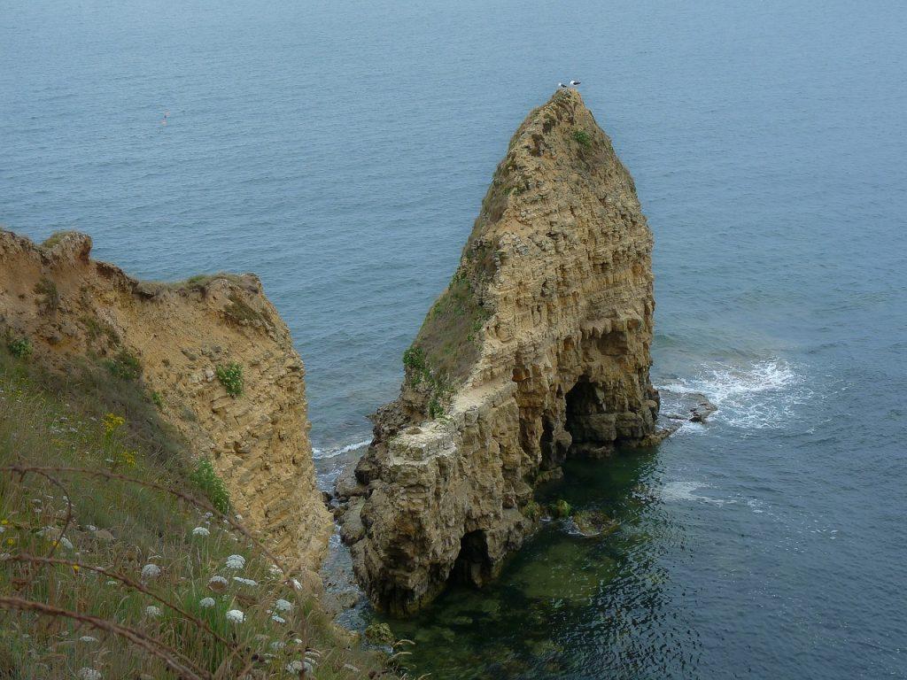 groepsreis Normandië Point du Hoc