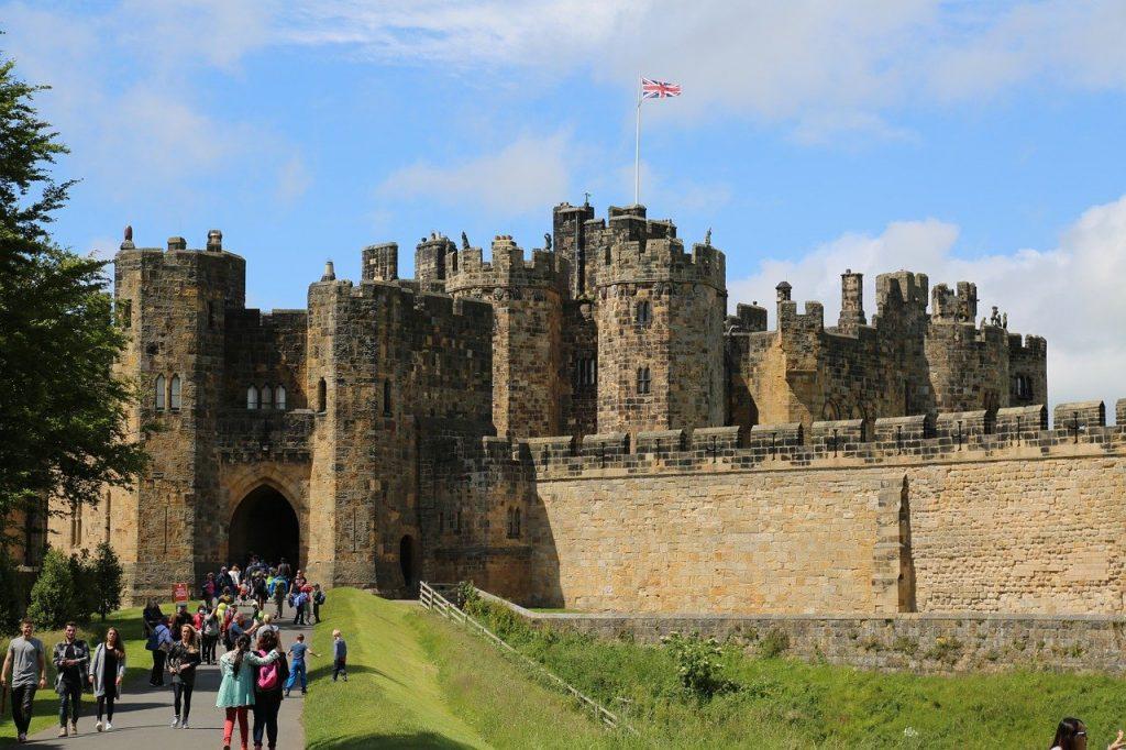 groepsreis Schotland Alnwick Castle