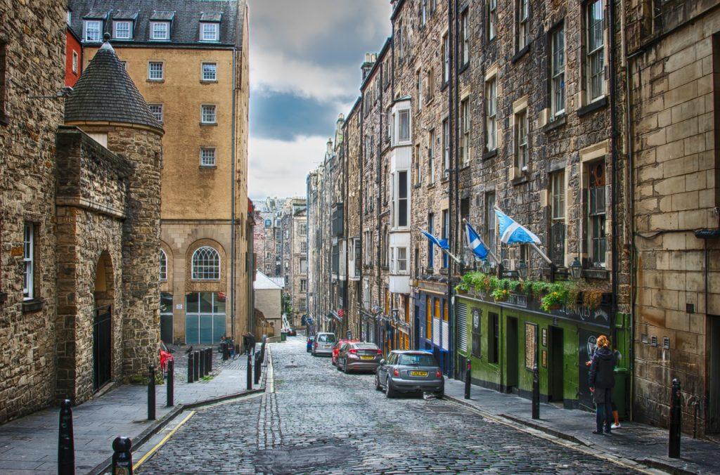 Groepsreis Schotland Edinburgh
