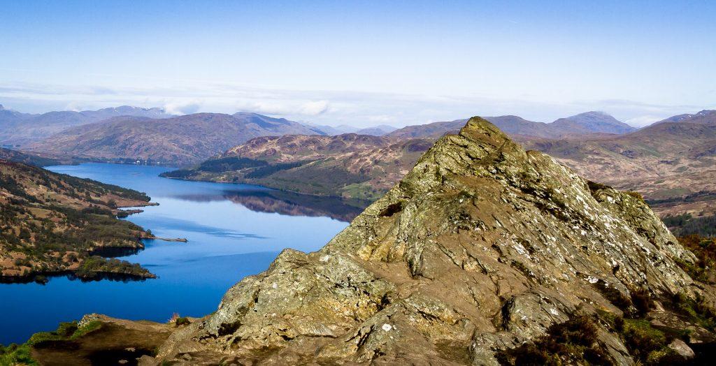 Groepsreis Schotland Loch Katrine