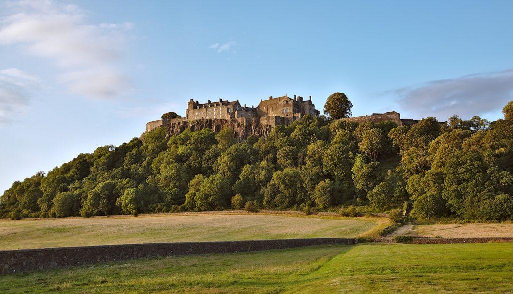 Groepsreis Schotland Stirling Castle