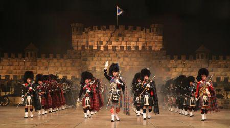 Dagtocht Music Show Scotland