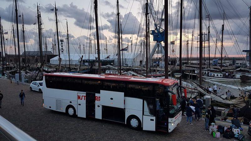 Luxe bus huren
