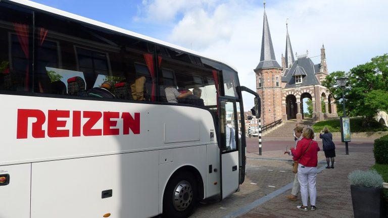 Luxe bus huren Groningen