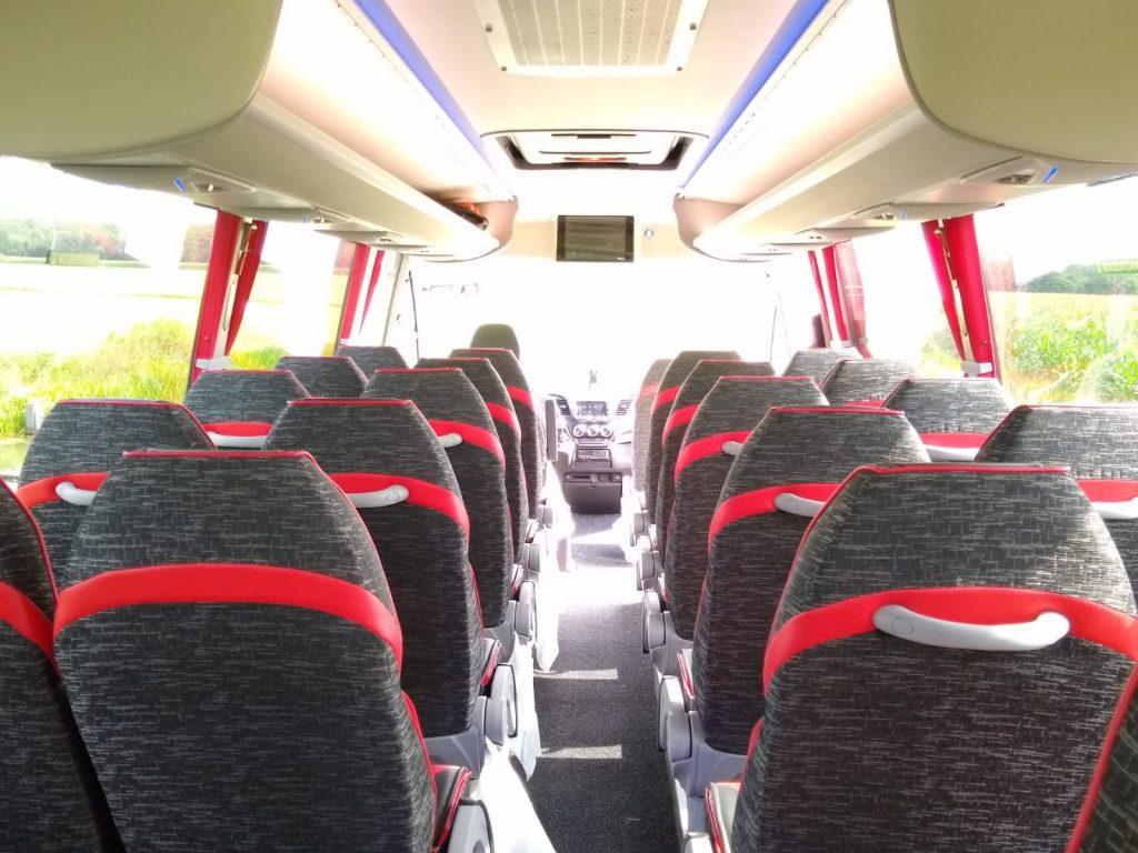 Midi bus Groningen