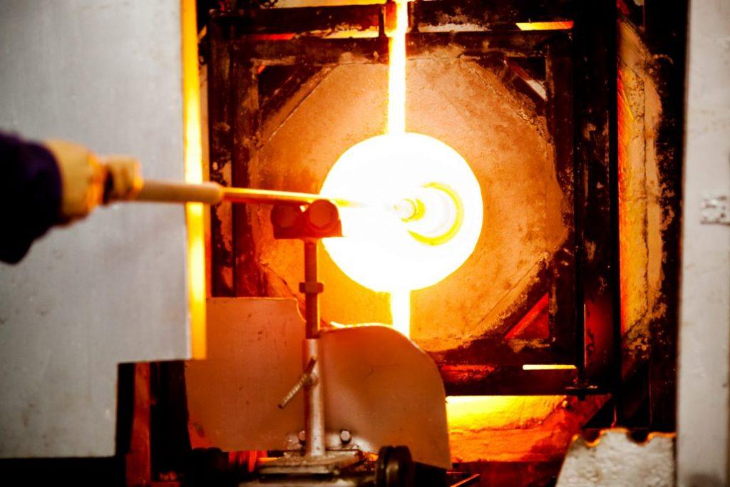 Dagtocht Kristalfabriek Leerdam afbeelding 1