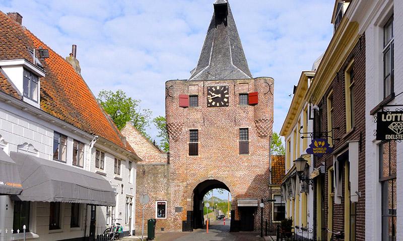 binnenstad Elburg