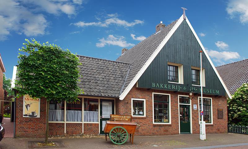 bakkerij ijsmuseum Hellendoorn